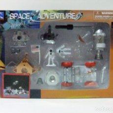 Maquetas: LUNAR ROVER - NEWRAY SPACE ADVENTURE - VEHÍCULO ESPACIAL JUGUETE NAVE ESPACIO NASA ASTRONAUTA LUNA. Lote 166033290
