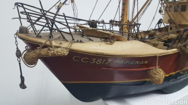 Maquetas: Maqueta barco pesquero. - Foto 2 - 166056729
