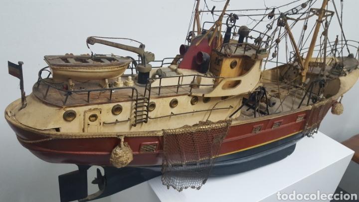 Maquetas: Maqueta barco pesquero. - Foto 4 - 166056729