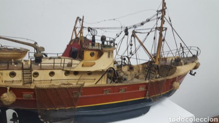 Maquetas: Maqueta barco pesquero. - Foto 5 - 166056729