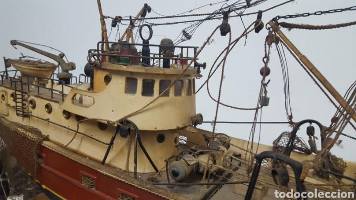 Maquetas: Maqueta barco pesquero. - Foto 6 - 166056729