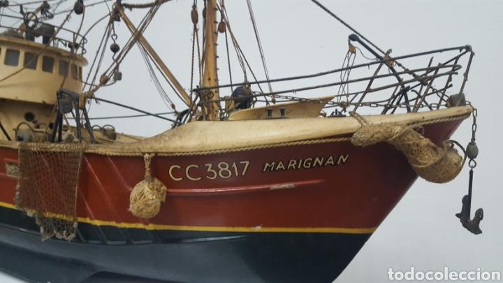 Maquetas: Maqueta barco pesquero. - Foto 8 - 166056729