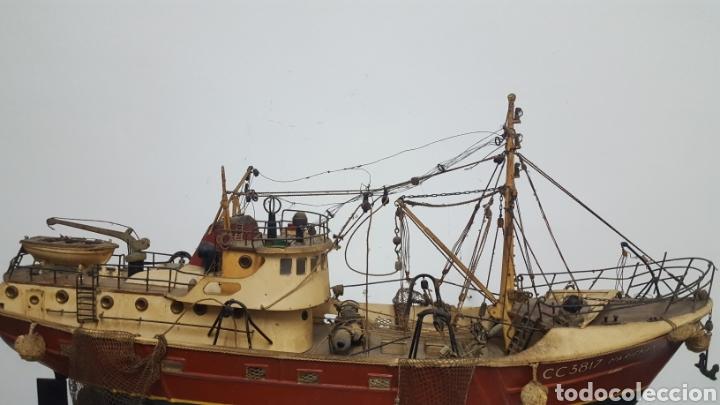 Maquetas: Maqueta barco pesquero. - Foto 10 - 166056729