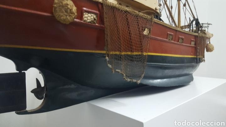 Maquetas: Maqueta barco pesquero. - Foto 12 - 166056729