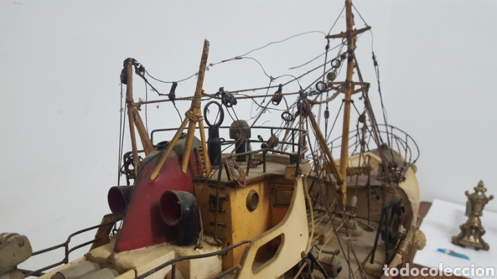Maquetas: Maqueta barco pesquero. - Foto 13 - 166056729