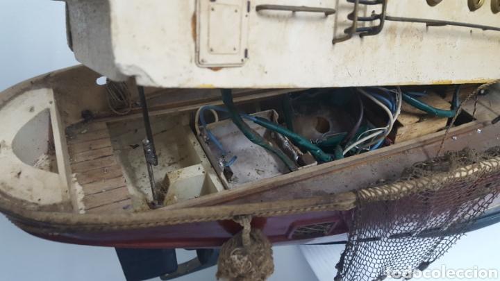Maquetas: Maqueta barco pesquero. - Foto 14 - 166056729