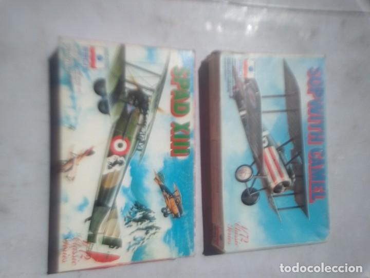 Maquetas: Lote de aviones para armar - Foto 2 - 166714062