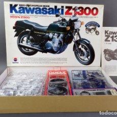 Maquetas: MOTO KAWASAKI Z 1300 NITTO 1/8 MAQUETA NUEVA PARA MONTAR REF 743 - 3200. Lote 166791942