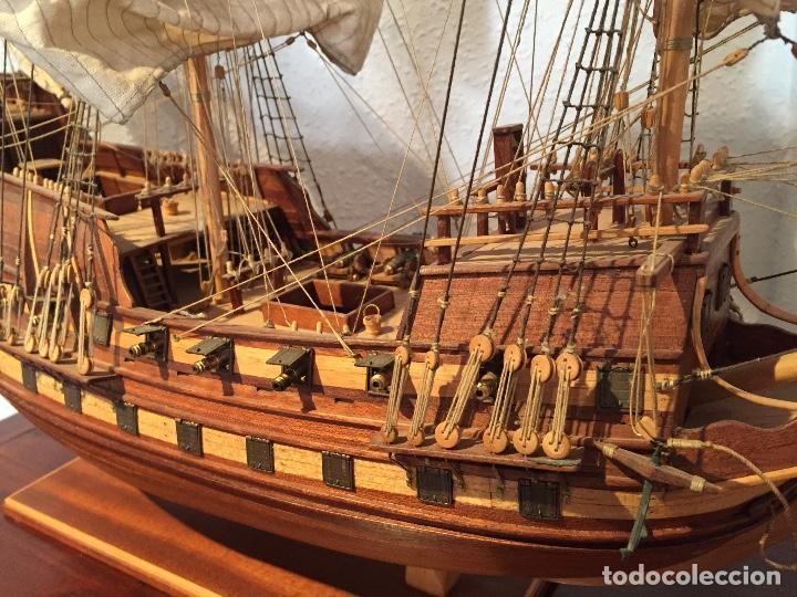 Maquetas: Maqueta barco en madera (Galeón San Mateo). - Foto 3 - 167605268