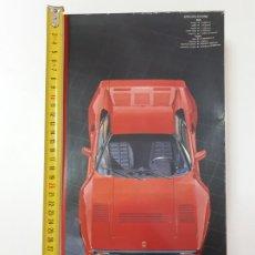 Maquetas: MAQUETA COCHE FERRARI 288 GTO ESCALA 1 / 24 FUJIMI N. EM 22 1500. Lote 167668480