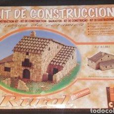 Maquetas: KIT DE CONSTRUCCION CUIT CASA DE LEON REF. 03606. Lote 167884752