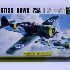 Maquetas: MAQUETA CURTISS HAWK 75A REVELL ESCALA 1/72. Lote 167952440