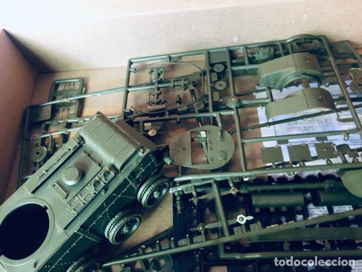 Maquetas: MAqueta militar rusa tanque BT-5 contiene calcas españolas - Foto 5 - 168180608