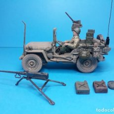 Maquetas: JEEP WILLYS UNIMAX 1:32 WWII. Lote 168597920