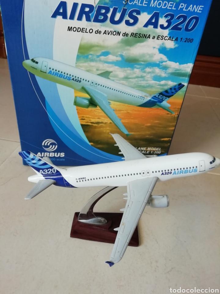 Maquetas: Maqueta AVIÓN AIRBUS A330 RESINA ESCALA 1:200 19cm - Foto 3 - 169096144