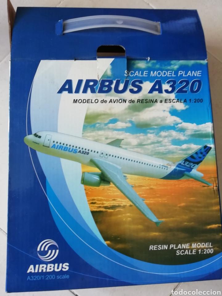 Maquetas: Maqueta AVIÓN AIRBUS A330 RESINA ESCALA 1:200 19cm - Foto 4 - 169096144
