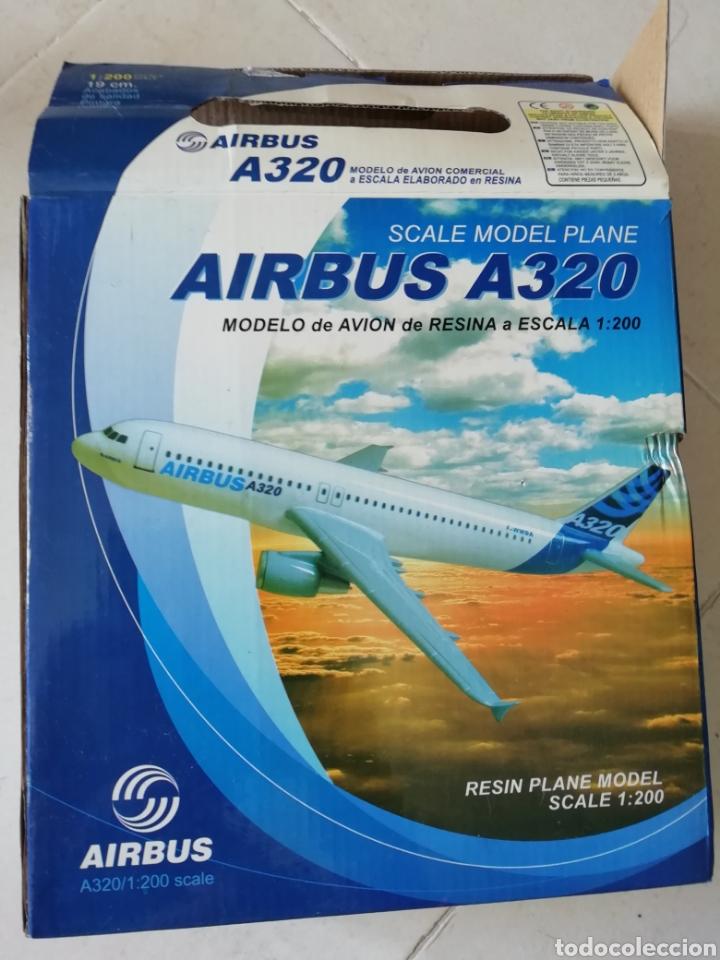 Maquetas: Maqueta AVIÓN AIRBUS A330 RESINA ESCALA 1:200 19cm - Foto 5 - 169096144