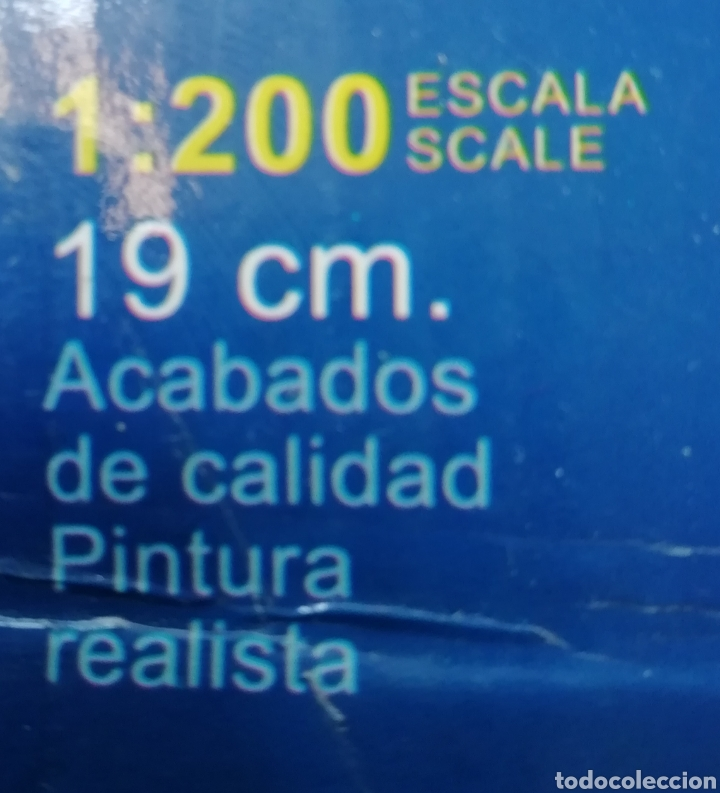 Maquetas: Maqueta AVIÓN AIRBUS A330 RESINA ESCALA 1:200 19cm - Foto 8 - 169096144