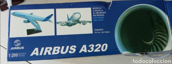 Maquetas: Maqueta AVIÓN AIRBUS A330 RESINA ESCALA 1:200 19cm - Foto 7 - 169096144
