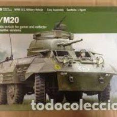 Maquetas: ITALERI - M8/M20 2 VERSIONES 1/56 15759. Lote 169708492