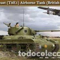 Maquetas: MAQUETA 1/35 - M22 LOCUST (T9E1) AIRBORNE TANK (BRITISH VERSION) BRONCO - NR. CB35161 - 1:35. Lote 170108096