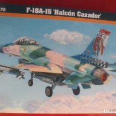 Maquetas: GENERAL DINAMYCS F-16A-15. MASTER HOBBYKITS ESCALA 1/72. MODELO NUEVO. Lote 171143179