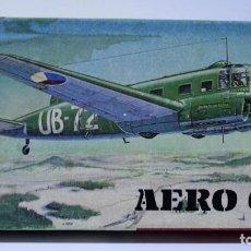 Maquetas: MAQUETA AERO C-3A ESCALA 1/72. Lote 171199783