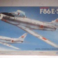 Maquetas: NORTH AMERICAN F-86 E. PM MODEL ESCALA 1/72. MODELO NUEVO. Lote 171219472