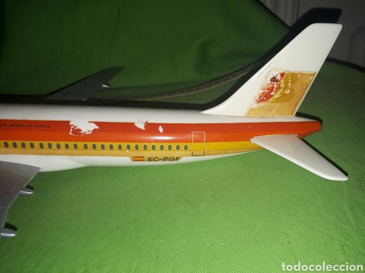 Maquetas: Antiguo avión AIRBUS 320 AIRPLAST MILANO ESCALA 1:100 PUBLICIDAD DE AGENCIA DE VIAJES leer descripci - Foto 2 - 171306093