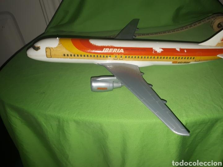 Maquetas: Antiguo avión AIRBUS 320 AIRPLAST MILANO ESCALA 1:100 PUBLICIDAD DE AGENCIA DE VIAJES leer descripci - Foto 3 - 171306093