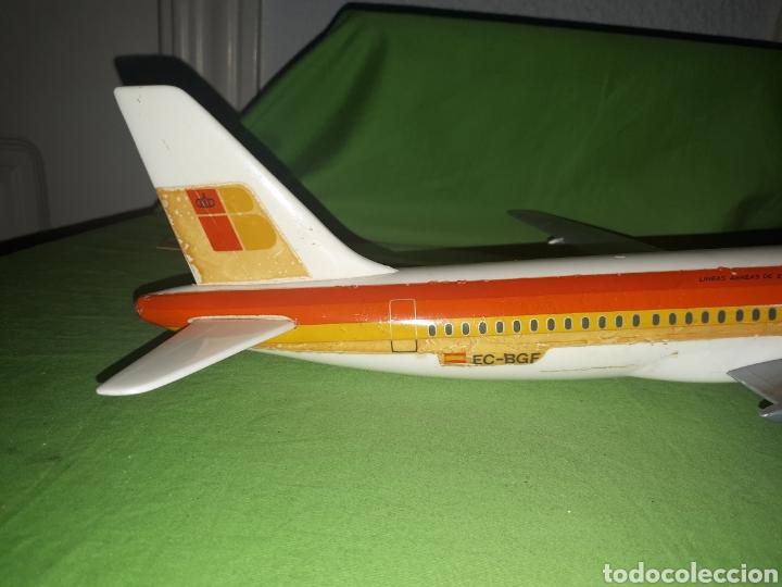 Maquetas: Antiguo avión AIRBUS 320 AIRPLAST MILANO ESCALA 1:100 PUBLICIDAD DE AGENCIA DE VIAJES leer descripci - Foto 6 - 171306093