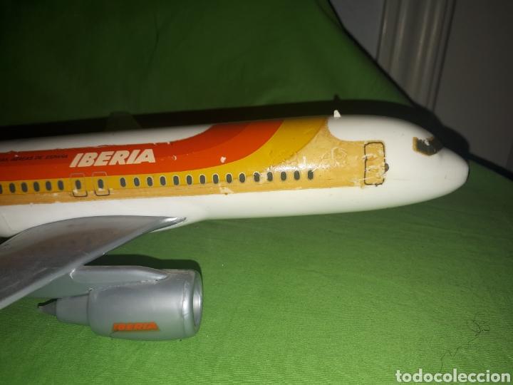 Maquetas: Antiguo avión AIRBUS 320 AIRPLAST MILANO ESCALA 1:100 PUBLICIDAD DE AGENCIA DE VIAJES leer descripci - Foto 7 - 171306093