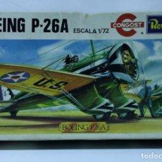 Maquetas: MAQUETA REVELL CONGOST BOEING P-26A ESCALA 1/72. Lote 171474322