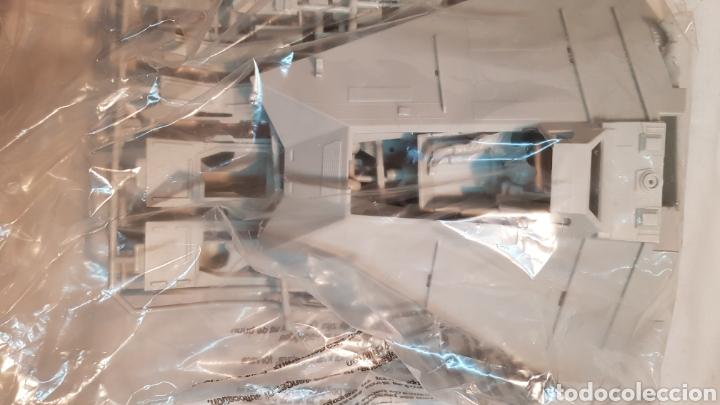 Maquetas: STAR WARS EMPIRE STRIKES BACK LUKE SKYWALKERS SNOWSPEEDER MPC, MAQUETA 8914 - Foto 10 - 171906823