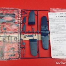 Maquetas: MAQUETA 1/72 CAZA NORTEAMERICANO F 4U 5N-CORSAIR..SIN CALCAS.. Lote 172096167