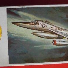 Maquetas: CONVAIR B-58 HUSTLER. REVELL ESCALA 1/87 MODELO NUEVO.. Lote 172101113