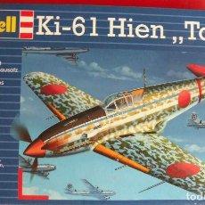 Maquetas: KAWASAKI KI-61 HIEN. REVELL ESCALA 1/72 MODELO NUEVO.. Lote 172101927