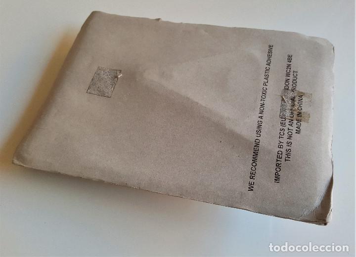 Maquetas: AVION DE COMBATE ESCALA 1/100 FABBRI TORNADO MK1 NUEVO EN BLISTER - Foto 3 - 172237118