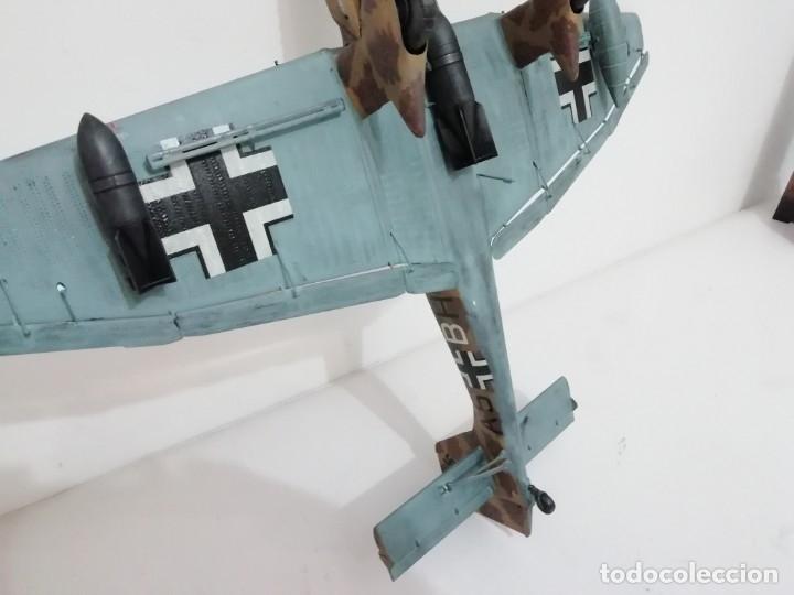 Maquetas: Maqueta 1/24 Junkers Ju 87 Stuka Alemán Segunda Guerra Mundial Perfecto Estado - Foto 9 - 172278992