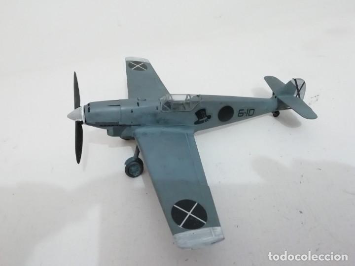 Maquetas: Maqueta 1/48 Messerschmitt 109B Condor Alemán 2ª Guerra Mundial Perfecto Estado - Foto 3 - 172281187