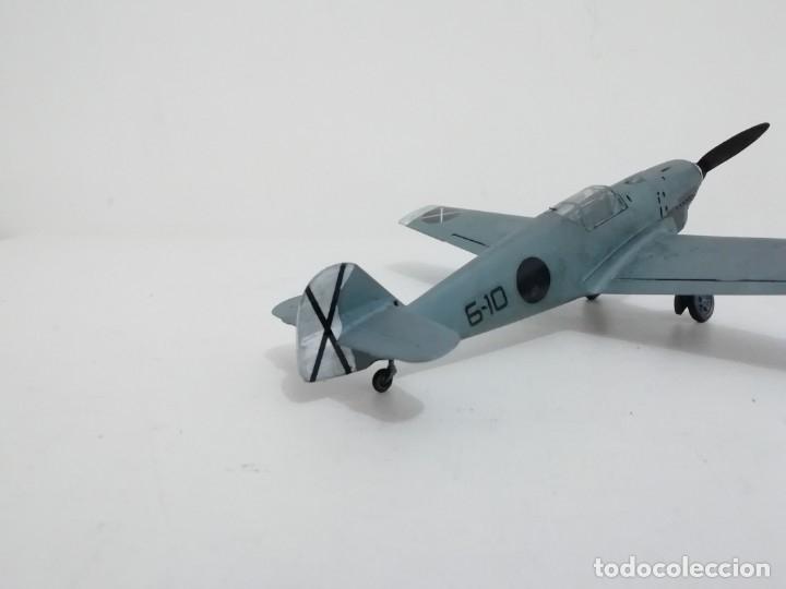 Maquetas: Maqueta 1/48 Messerschmitt 109B Condor Alemán 2ª Guerra Mundial Perfecto Estado - Foto 5 - 172281187