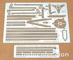 TAMIYA - FAIREY SWORDFISH BRACING WIRE SET FOR EXPERS 1/48 61072 (Juguetes - Modelismo y Radio Control - Maquetas - Aviones y Helicópteros)