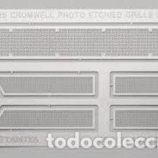 Maquetas: TAMIYA - CROMWELL GRILLE SET 1/35 35222. Lote 172764932