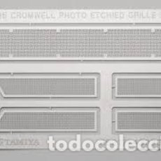 Maquetas: TAMIYA - CROMWELL GRILLE SET 1/35 35222. Lote 172764964