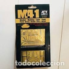Maquetas: AFV CLUB - WALKER BULLDOG LIGHT TANK M41 1/35 AG 35008. Lote 172767322