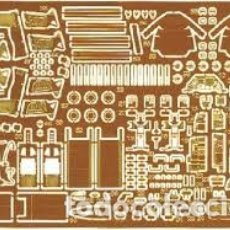 Maquetas: DETAIL SET FOR PLASTIC - F-16 A/B 1/72 S72-051. Lote 172778944