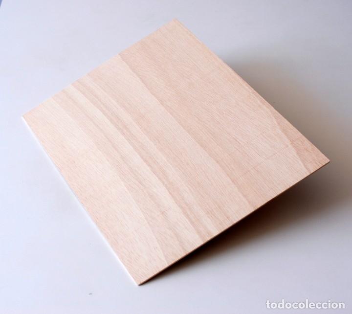 Maquetas: Maqueta de madera para recortar y pintar. Avioneta Marca Blaiton. Mide 40 x 30 cm. Nueva, a estrenar - Foto 5 - 172783085