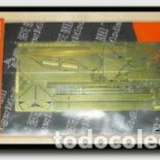 Maquetas: VOYAGER MODEL - WWII SKIRTS FOR M4A2 PATTERN 1 1/35 PE 35135. Lote 277257723