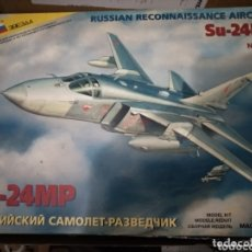 Maquetas: MAQUETA SUKHOI SU-24MR. 1:72. ZVEZDA.. Lote 172861212