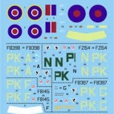 Maquetas: TECHMOND - NORTH AMERICAN P-51 MUSTANG III 1/72 72021. Lote 172865860
